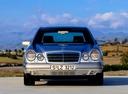 Фото авто Mercedes-Benz E-Класс W210/S210,  цвет: серебряный