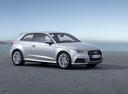 Фото авто Audi A3 8V [рестайлинг], ракурс: 315 цвет: серебряный