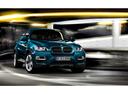 Фото авто BMW X6 E71 [рестайлинг], ракурс: 315 цвет: синий