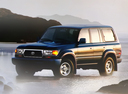 Фото авто Toyota Land Cruiser J80, ракурс: 45