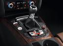 Фото авто Audi A4 B8/8K [рестайлинг], ракурс: ручка КПП