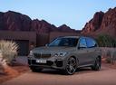 Фото авто BMW X5 G05, ракурс: 45 цвет: серый