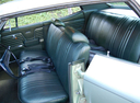 Фото авто Chevrolet Chevelle 2 поколение [рестайлинг], ракурс: салон целиком