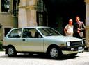 Фото авто Suzuki Swift 1 поколение, ракурс: 270