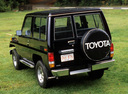 Фото авто Toyota Land Cruiser J70, ракурс: 135