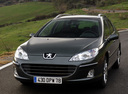Фото авто Peugeot 407 1 поколение,