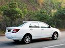 Фото авто BYD F3 1 поколение, ракурс: 270 цвет: белый
