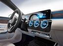 Фото авто Mercedes-Benz A-Класс W177/V177, ракурс: приборная панель