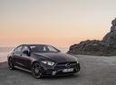 Фото авто Mercedes-Benz CLS-Класс C257, ракурс: 315 цвет: черный