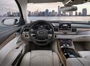 Фото авто Audi A8 D4/4H, ракурс: рулевое колесо