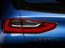 Фото авто Kia Cee'd 3 поколение, ракурс: задние фонари цвет: синий