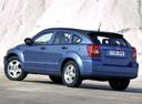 Фото авто Dodge Caliber 1 поколение, ракурс: 135 цвет: голубой