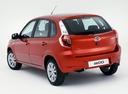 Фото авто Datsun mi-Do 1 поколение, ракурс: 135 - рендер цвет: оранжевый