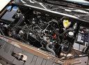 Фото авто Volkswagen Amarok 1 поколение, ракурс: двигатель