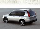 Фото авто Nissan X-Trail T31, ракурс: 135 цвет: серебряный