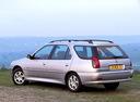 Фото авто Peugeot 306 1 поколение [рестайлинг], ракурс: 135