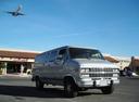 Фото авто Chevrolet Van 3 поколение [4-й рестайлинг], ракурс: 315