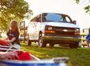 Фото авто Chevrolet Express 1 поколение [рестайлинг], ракурс: 315