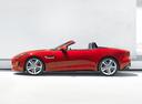 Фото авто Jaguar F-Type 1 поколение, ракурс: 90 цвет: красный
