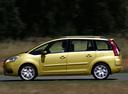 Фото авто Citroen C4 Picasso 1 поколение, ракурс: 90 цвет: золотой