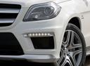 Фото авто Mercedes-Benz GL-Класс X166, ракурс: передняя часть