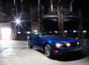 Фото авто Ford Mustang 5 поколение [рестайлинг], ракурс: 315 цвет: синий