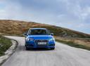 Фото авто Audi A4 B9,  цвет: голубой