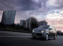 Фото авто Mitsubishi eK H82W, ракурс: 45 цвет: серый