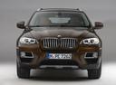 Фото авто BMW X6 E71 [рестайлинг],  цвет: коричневый