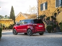 Фото авто Ford EcoSport 2 поколение [рестайлинг], ракурс: 135 цвет: красный