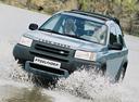 Фото авто Land Rover Freelander 1 поколение,