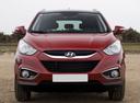 Фото авто Hyundai ix35 1 поколение,  цвет: красный