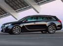 Фото авто Opel Insignia A, ракурс: 90 цвет: черный