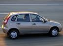 Фото авто ВАЗ (Lada) Kalina 1 поколение, ракурс: 270 цвет: бежевый