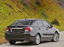 Фото авто Subaru Impreza 4 поколение, ракурс: 225 цвет: черный