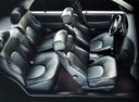 Фото авто Saab 9000 2 поколение, ракурс: салон целиком