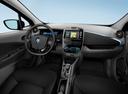Фото авто Renault Zoe 1 поколение, ракурс: торпедо