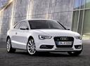 Фото авто Audi A5 8T [рестайлинг], ракурс: 315 цвет: белый