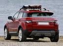 Фото авто Land Rover Range Rover Evoque L538, ракурс: 180 цвет: красный