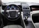 Фото авто Ford Taurus 6 поколение, ракурс: центральная консоль
