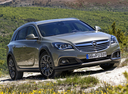 Фото авто Opel Insignia A [рестайлинг], ракурс: 315 цвет: бежевый