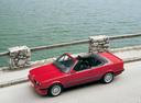Фото авто BMW 3 серия E30 [рестайлинг], ракурс: сверху