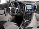 Фото авто Chevrolet Captiva 1 поколение [рестайлинг], ракурс: рулевое колесо