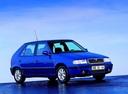 Фото авто Skoda Felicia 1 поколение [рестайлинг], ракурс: 315