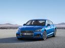 Фото авто Audi A5 2 поколение, ракурс: 45 цвет: синий