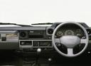 Фото авто Toyota Land Cruiser Prado J70, ракурс: рулевое колесо