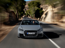 Фото авто Audi TT 8S,  цвет: серый