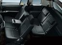 Фото авто Toyota Isis 1 поколение [рестайлинг], ракурс: задние сиденья