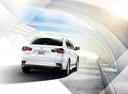 Фото авто Mitsubishi Lancer X [2-й рестайлинг], ракурс: 180 цвет: белый