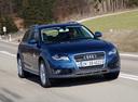 Фото авто Audi A4 B8/8K, ракурс: 315 цвет: синий